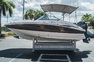 Thumbnail 4 for Used 2013 Hurricane SunDeck SD 2000 OB boat for sale in Vero Beach, FL