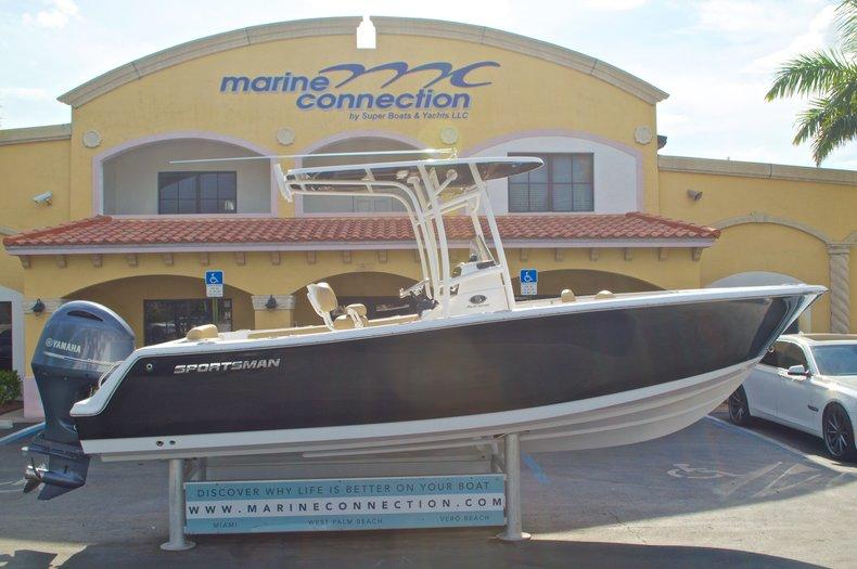 New 2016 Sportsman Open 232 Center Console boat for sale in Vero Beach, FL