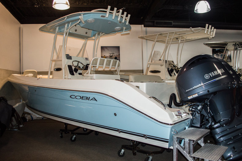New 2016 Cobia 256 Center Console boat for sale in West Palm Beach, FL