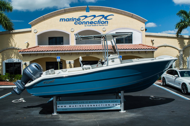 New 2016 Bulls Bay 230 CC Center Console boat for sale in West Palm Beach, FL
