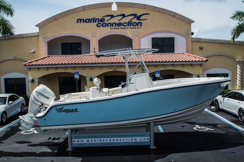 Used 2007 Mako 234 CC Center Console boat for sale in West Palm Beach, FL