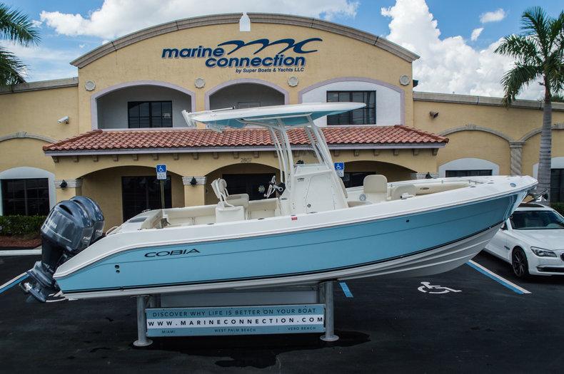 New 2016 Cobia 256 Center Console boat for sale in Miami, FL