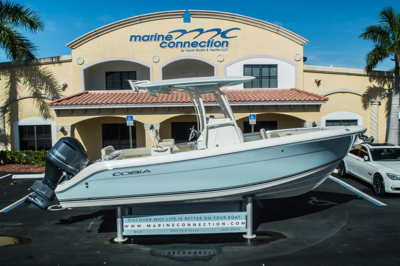 New 2016 Cobia 237 Center Console boat for sale in Vero Beach, FL