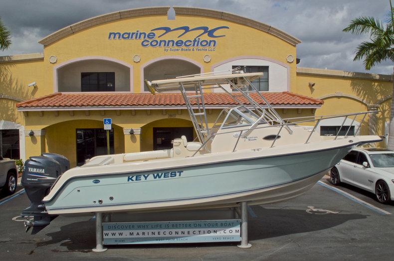 Used 2005 Key West 2300 WA Walkaround boat for sale in West Palm Beach, FL