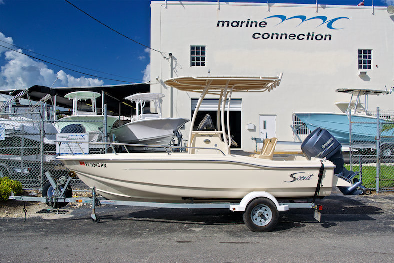 Used 2014 Scout 175 Sportfish Center Console boat for sale in Miami, FL