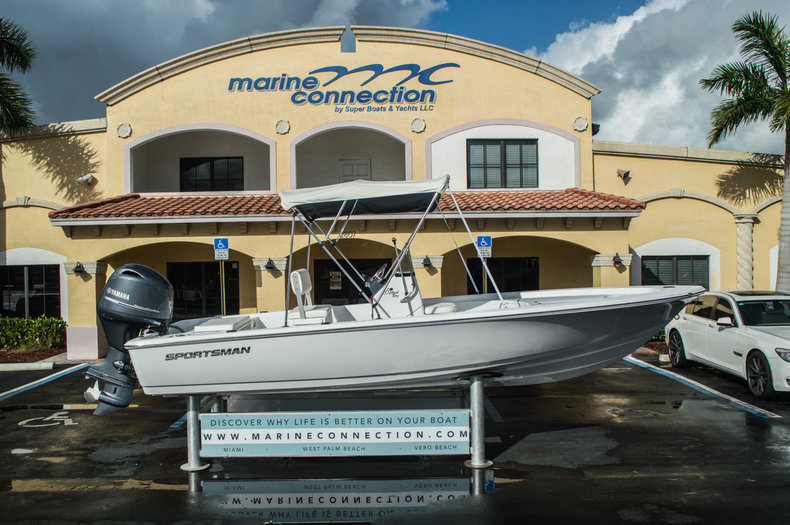 New 2016 sportsman 20 island bay boat for sale in west for West palm beach motor vehicle registration