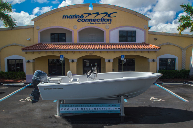 New 2016 Sportsman 19 Island Reef boat for sale in West Palm Beach, FL