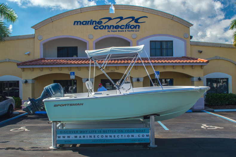 New 2016 Sportsman 17 Island Reef boat for sale in West Palm Beach, FL