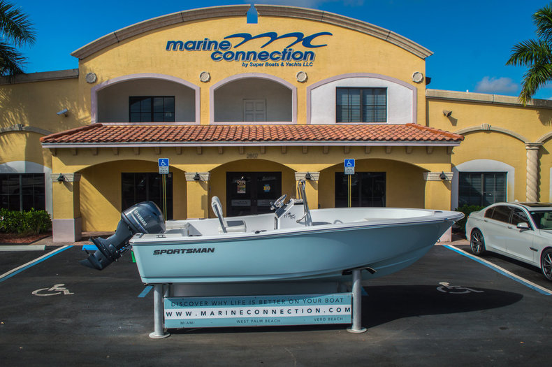 New 2016 Sportsman 17 Island Reef boat for sale in Vero Beach, FL