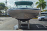 Thumbnail 2 for Used 2001 Hurricane SunDeck SD 237 OB boat for sale in Vero Beach, FL