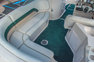 Thumbnail 18 for Used 2001 Hurricane SunDeck SD 237 OB boat for sale in Vero Beach, FL