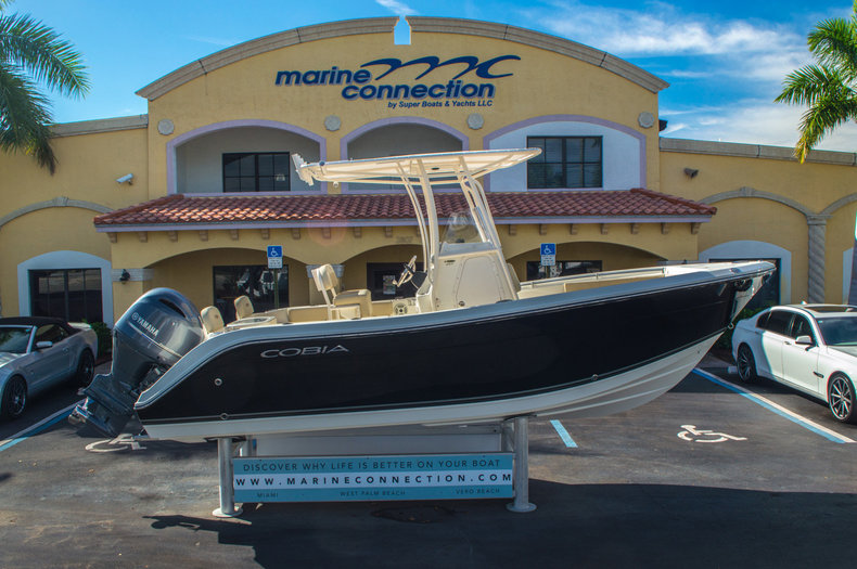 New 2016 Cobia 217 Center Console boat for sale in West Palm Beach, FL