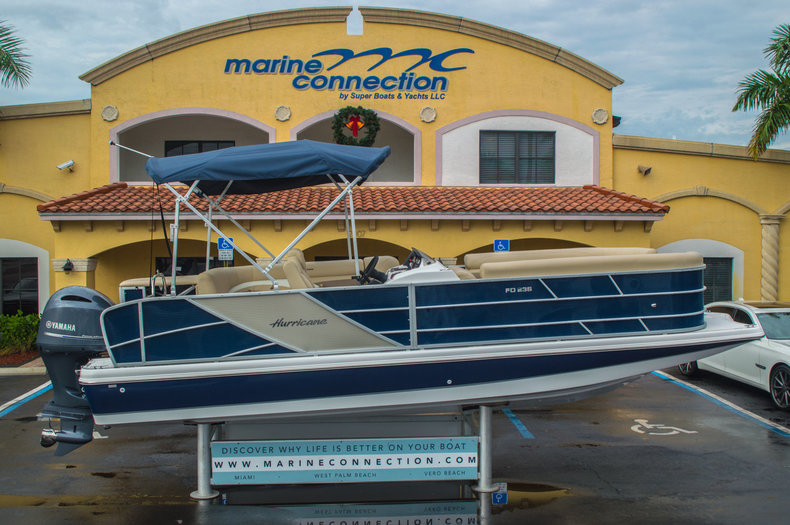 New 2016 Hurricane FunDeck FD 236 OB boat for sale in Miami, FL