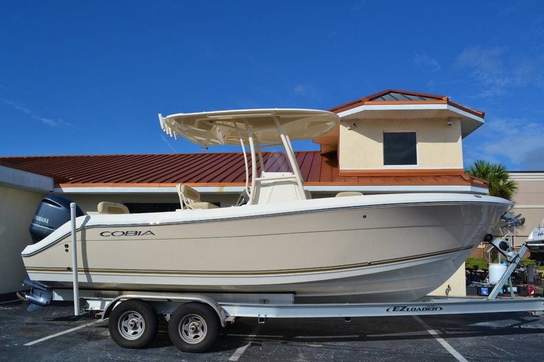 New 2016 Cobia 237 Center Console boat for sale in West Palm Beach, FL