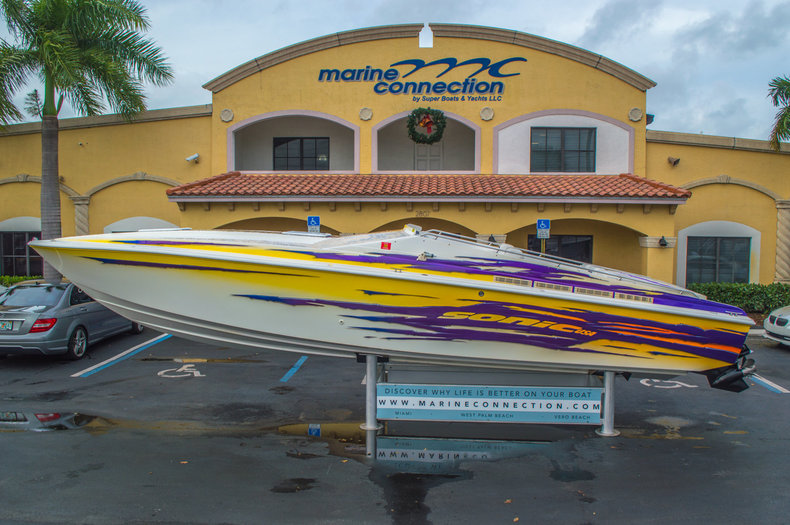 Used 2001 Sonic 31 SS boat for sale in West Palm Beach, FL