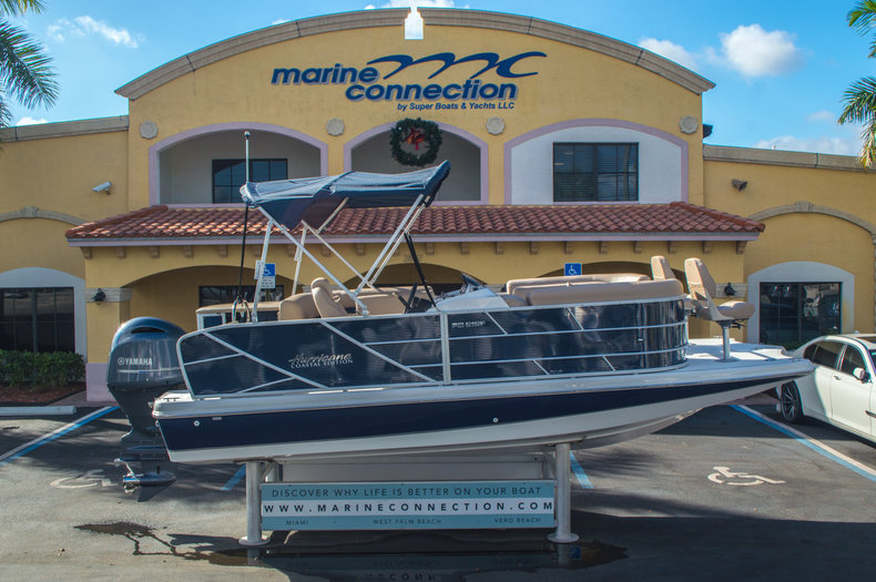 New 2016 Hurricane FunDeck FD 216 OB boat for sale in West Palm Beach, FL