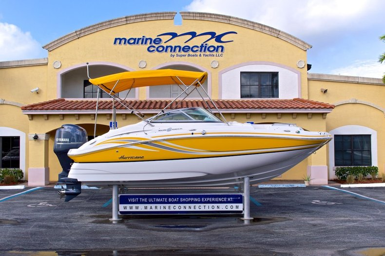 New 2013 Hurricane SunDeck SD 2000 OB boat for sale in West Palm Beach, FL