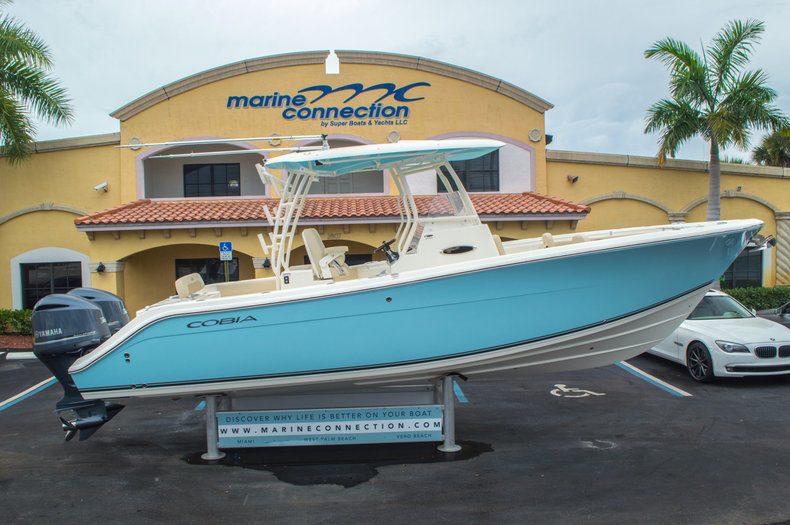 New 2016 Cobia 296 Center Console boat for sale in Vero Beach, FL