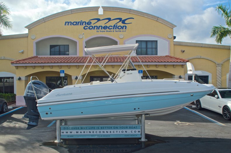 New 2016 Hurricane CC21 Center Console boat for sale in Vero Beach, FL