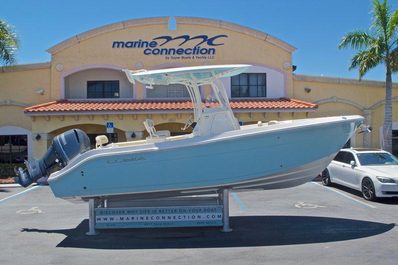 New 2016 Cobia 237 Center Console boat for sale in Vero Beach, FL