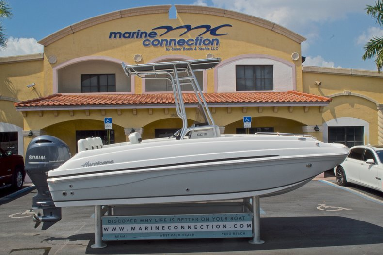 New 2016 Hurricane CC19 Center Console boat for sale in West Palm Beach, FL