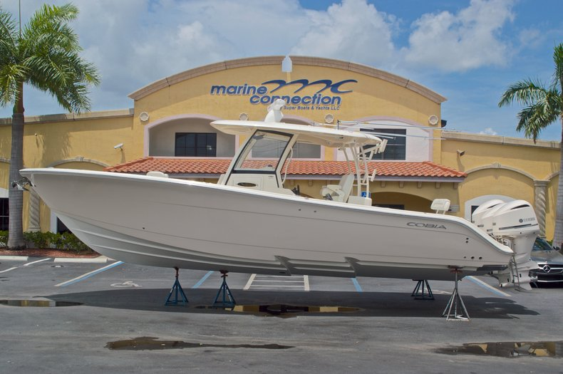 New 2016 Cobia 344 Center Console boat for sale in West Palm Beach, FL