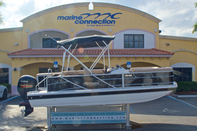 New 2016 Hurricane Fundeck FD 196 OB boat for sale in West Palm Beach, FL
