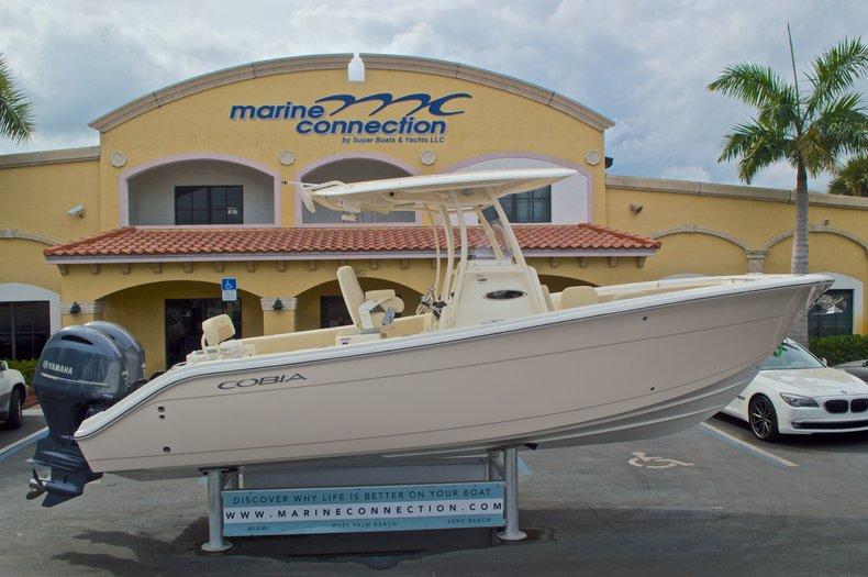 New 2016 Cobia 261 Center Console boat for sale in Vero Beach, FL