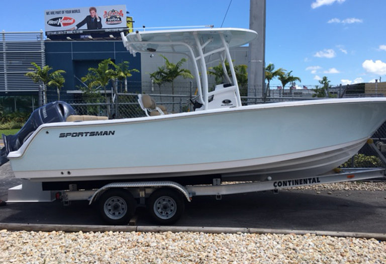 New 2016 Sportsman Heritage 231 Center Console boat for sale in Miami, FL