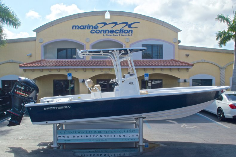 New 2016 Sportsman Masters 247 Bay Boat boat for sale in West Palm Beach, FL