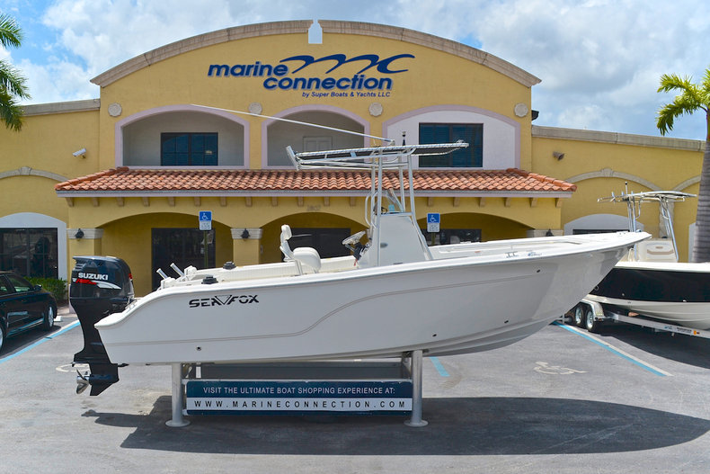 Used 2007 Sea Fox 236 Center Console boat for sale in West Palm Beach, FL