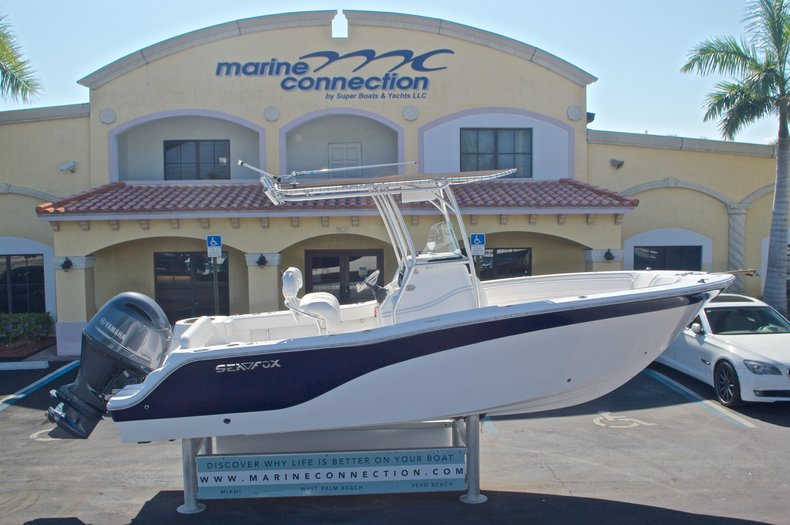 Used 2014 Sea Fox 226 Center Console boat for sale in West Palm Beach, FL