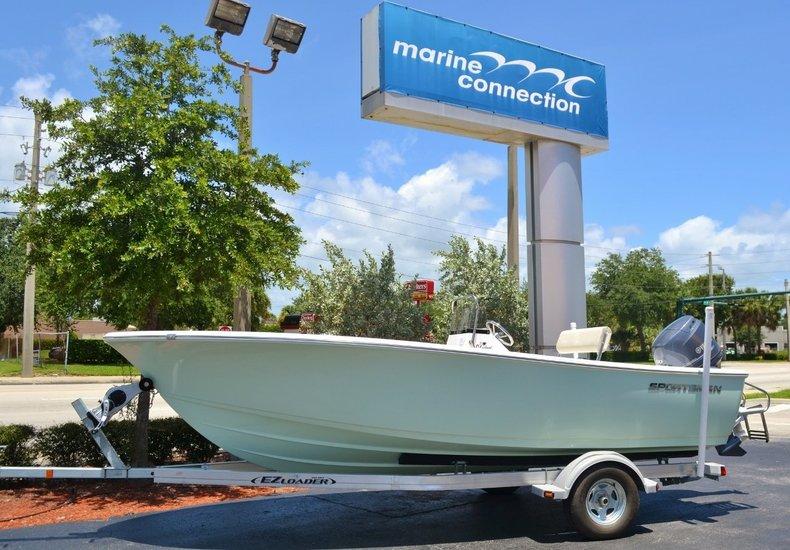 New 2016 Sportsman 19 Island Reef boat for sale in Miami, FL