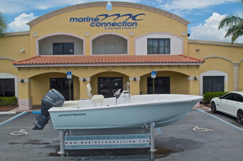New 2016 Sportsman 17 Island Reef boat for sale in Miami, FL