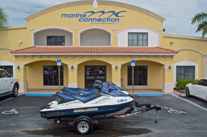 Used 2005 Sea-Doo GTX 4-Tec boat for sale in West Palm Beach, FL