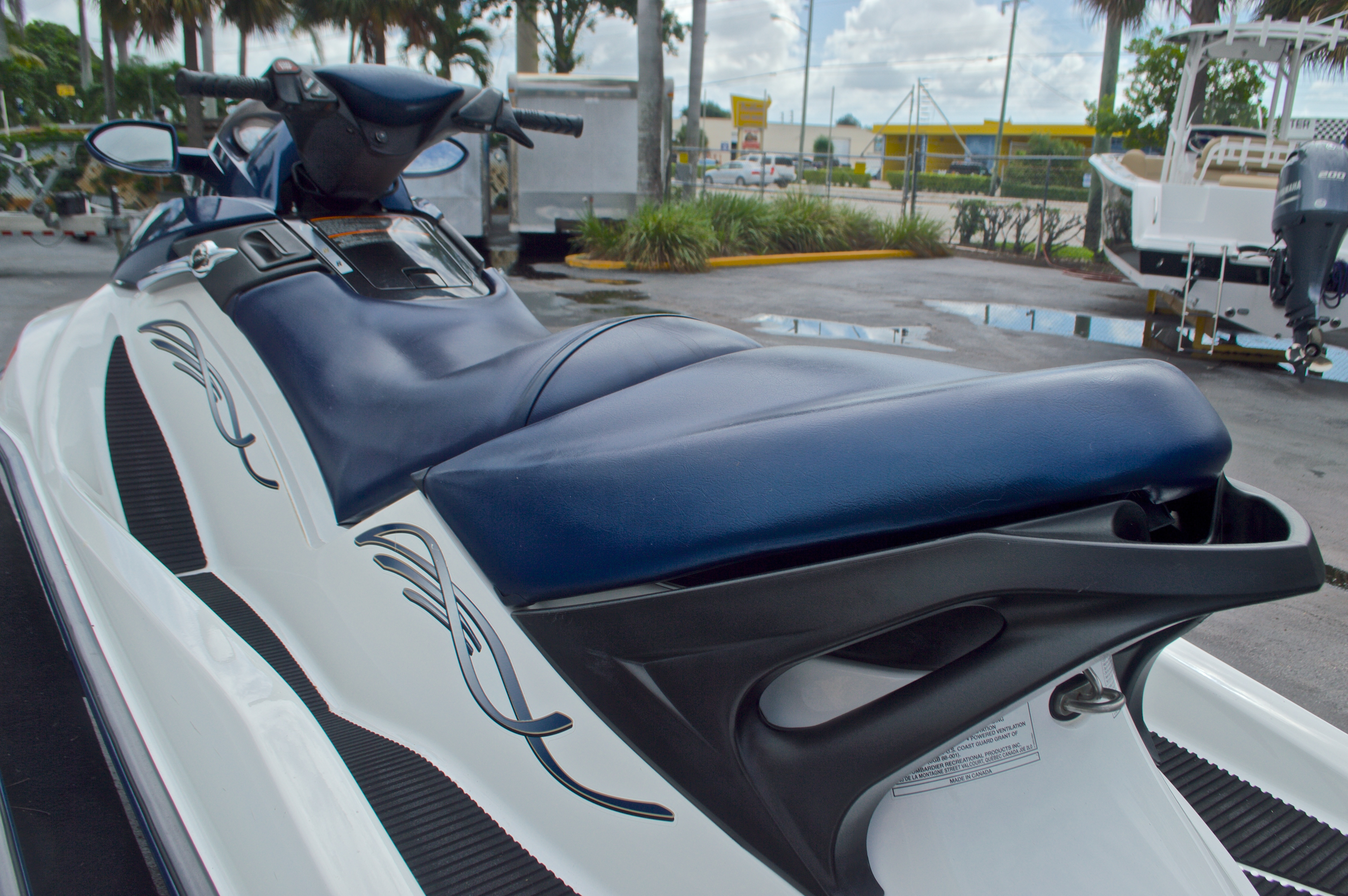 Used 2005 Sea Doo Gtx 4 Tec Boat For Sale In West Palm
