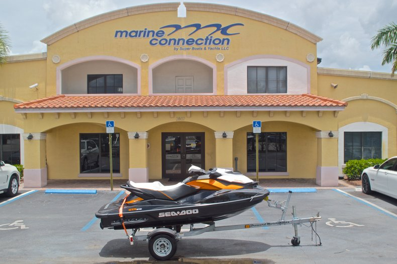 Used 2014 Sea-Doo GTR 215 boat for sale in West Palm Beach, FL