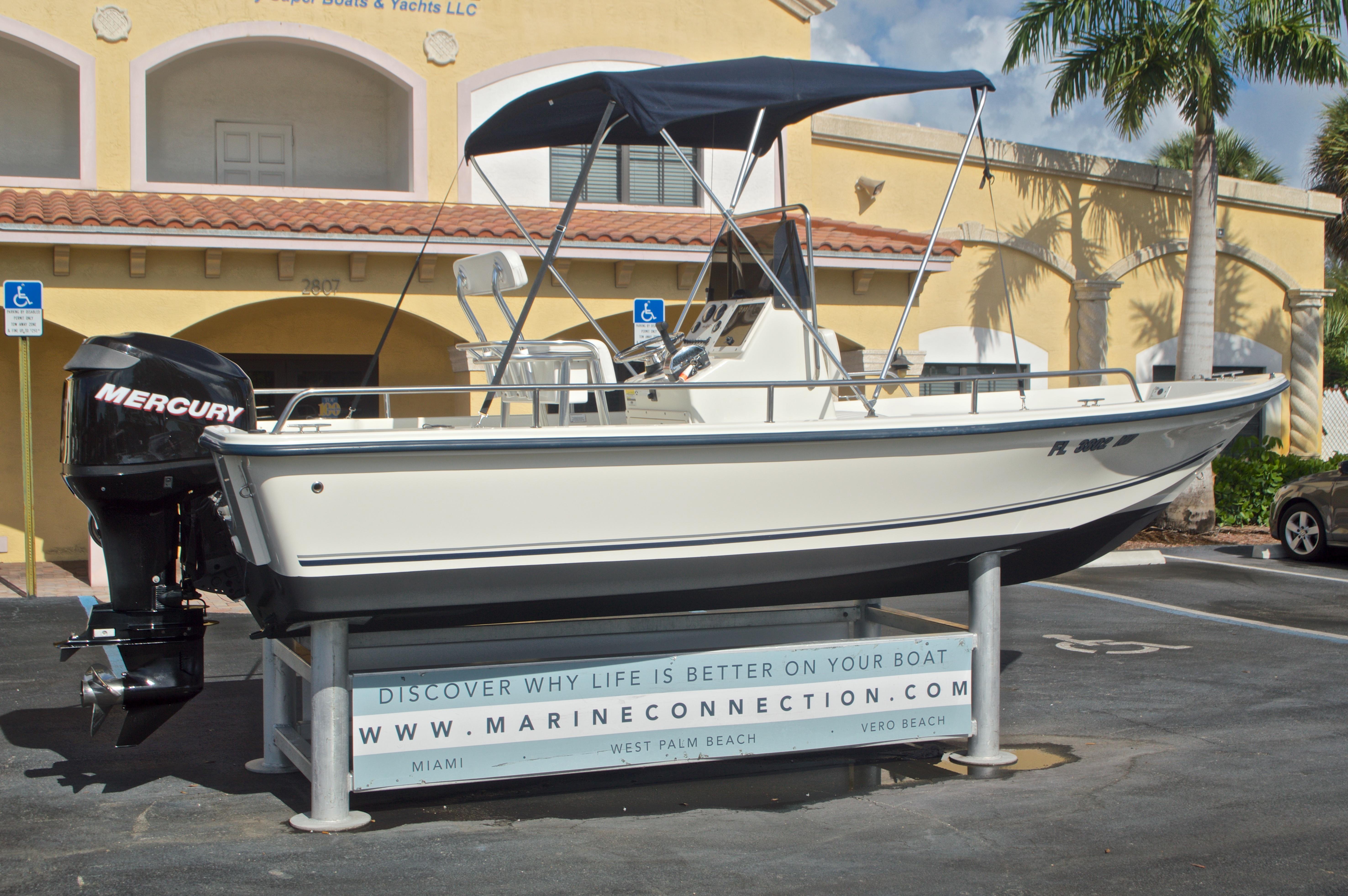 Used 2006 Sea Boss 190 Center Console Boat For Sale In