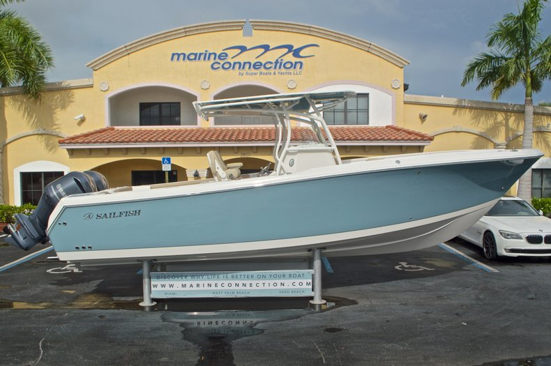New 2017 Sailfish 290 CC Center Console boat for sale in Miami, FL