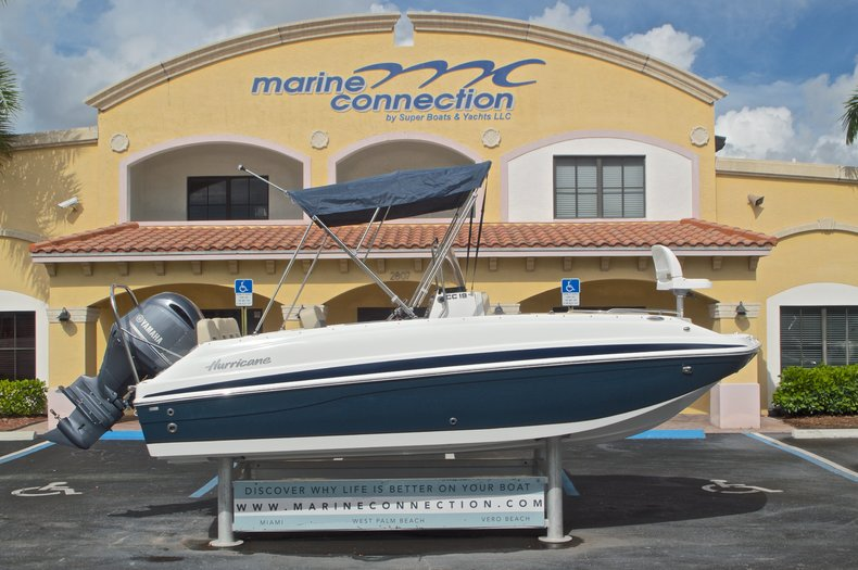 New 2017 Hurricane CC19 Center Console boat for sale in Fort Lauderdale, FL