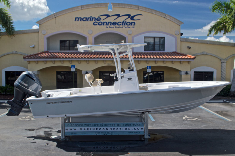 New 2017 Sportsman Masters 247 Bay Boat boat for sale in West Palm Beach, FL