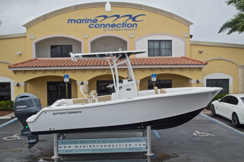 New 2017 Sportsman Open 212 Center Console boat for sale in Miami, FL