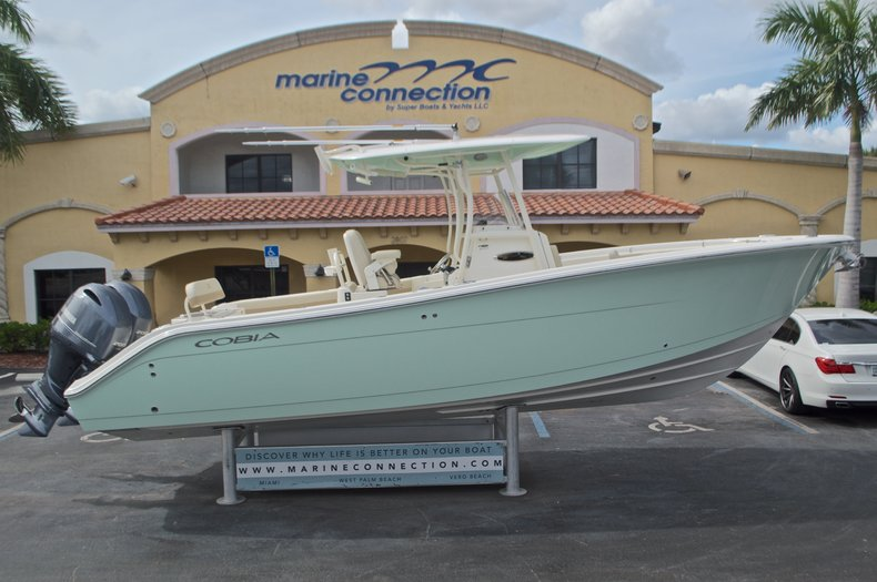 New 2017 Cobia 277 Center Console boat for sale in West Palm Beach, FL