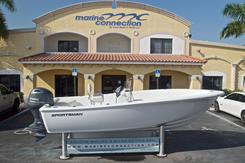 New 2017 Sportsman 19 Island Reef boat for sale in West Palm Beach, FL