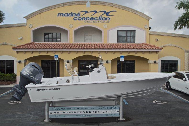 New 2017 Sportsman Masters 207 Bay Boat boat for sale in Vero Beach, FL