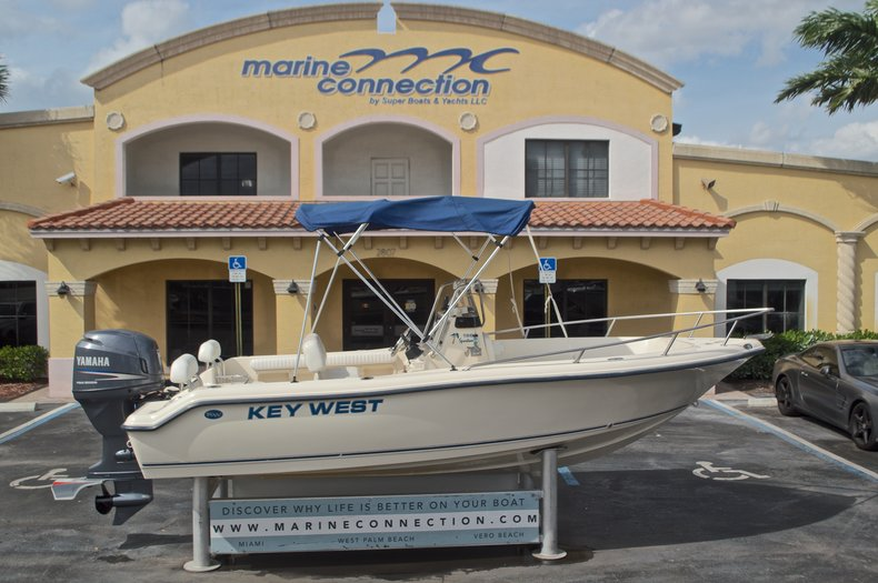Used 2004 Key West 186 Sportsman boat for sale in West Palm Beach, FL