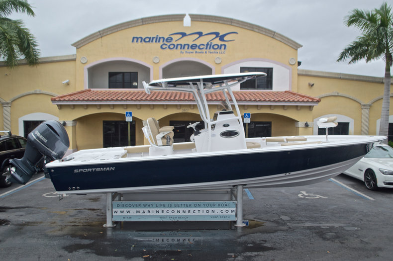 New 2017 Sportsman Masters 267 Bay Boat boat for sale in West Palm Beach, FL