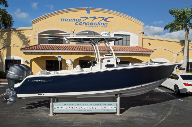Used 2015 Sportsman Heritage 251 Center Console boat for sale in West Palm Beach, FL