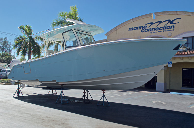 New 2017 Cobia 344 Center Console boat for sale in West Palm Beach, FL