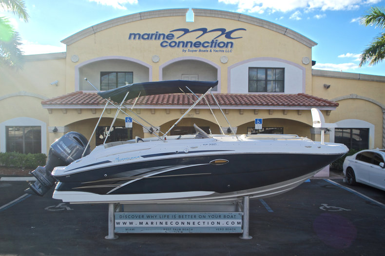 Photo for 2017 Hurricane 220 SunDeck Sport OB
